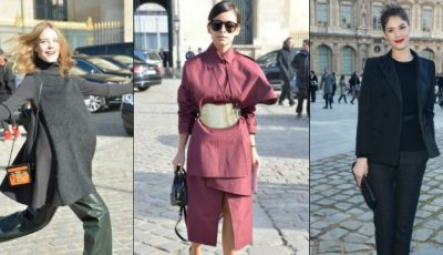 Ce ținute au purtat vedetele la show-ul Louis Vuitton de la Paris!