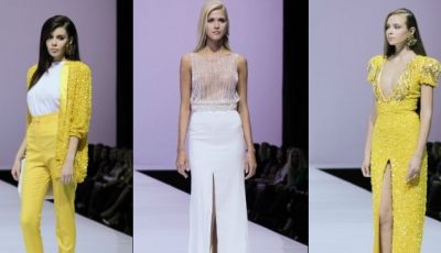Ținute irezistibile de la Moscow Fashion Week!