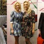 """Foto: Ylianna Danko comentează ținutele vedetelor de la evenimentul """"NUNTA by Aura"""""""