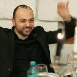"Foto: Igor  Stribițchi: ""Igor Sârbu nu s-a supărat deloc!"""