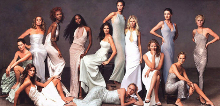 Foto: Modelele anilor '90 lucrează la un nou proiect!