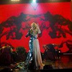 Foto: Cristina Scarlat, cea mai bună voce în a doua semifinală Eurovision!
