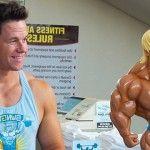 Foto: Mark Wahlberg, piele și os, după ce a slăbit 27 de kilograme pentru un rol!