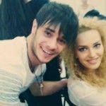Foto: Dansatorul Dima Trofim, în scene fierbinți cu două blonde!