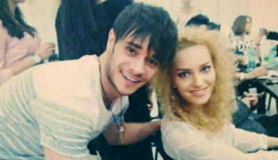 Dansatorul Dima Trofim, în scene fierbinți cu două blonde!