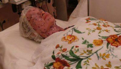 Xenia Borodina își întreține frumusețea pe la sanatorii!