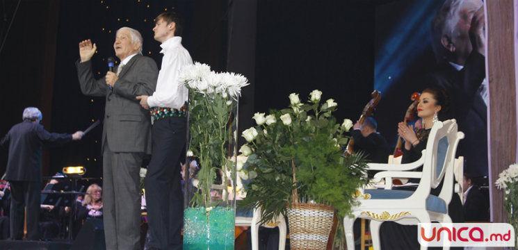 Foto: Mihai Volontir, din nou în scenă!