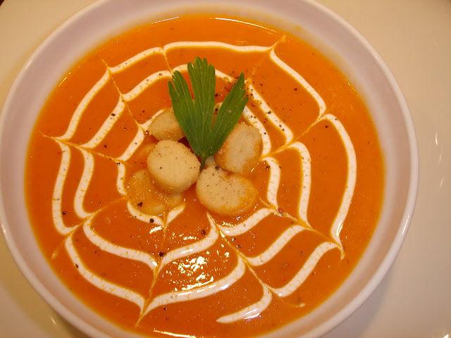 Supa crema de legume 037