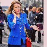 Foto: Xenia Sobceak a primit un cadou neobișnuit de 8 martie