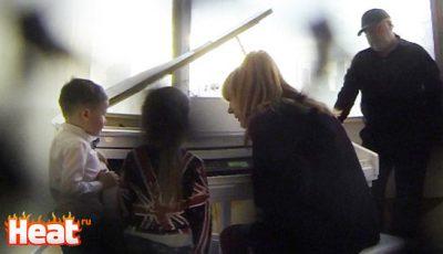 Video! Alla Pugaciova în timpul unui casting pentru copii