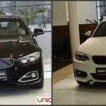 Foto: Centru BMW îți oferă o mașină la schimb