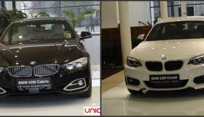 Centru BMW îți oferă o mașină la schimb