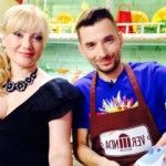Foto: Adriana Ochișanu a fost cerută de nevastă!