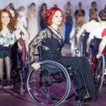 Foto: Pe podium, în scaune cu rotile!