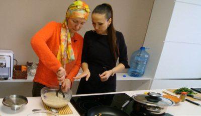 Supă cremă din orez cu rădăcină de ţelină!