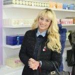Foto: Natalia Gordienko a devenit imaginea unei companii cosmetice de la noi