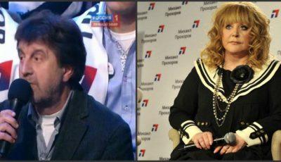Scandalul care face furori în Rusia!  Pugaceova și Iarmolnik sar în apărarea lui Andrei Macarevici!