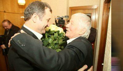 Maestrul Mihai Volontir, din nou, în forță!