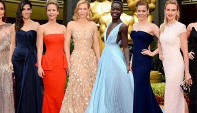 Cele mai stilate ţinute de la decernarea premiilor Oscar 2014