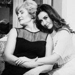 """Foto: Tatiana şi Olga Busuioc: """"Noi am creat  relaţia  de 3 ori mai puternică , relaţia """"mamă-fiică-prietenă""""""""!"""