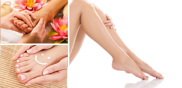Foto: Ce te ajută să scapi de mirosul neplăcut al picioarelor