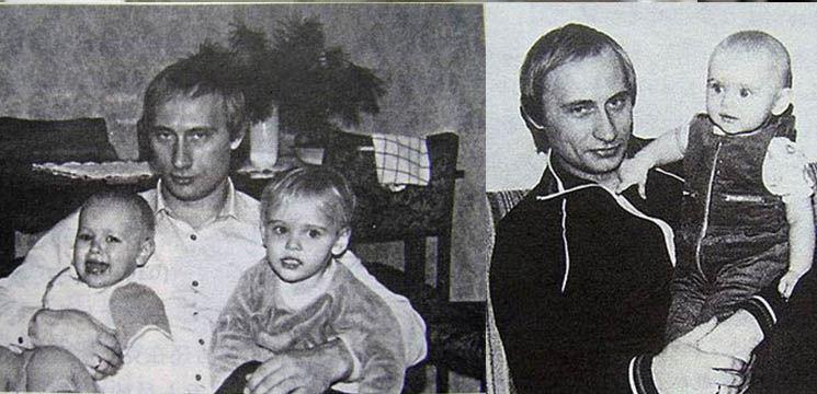 Foto: Viaţa fiicelor lui Putin – un subiect închis pentru presă