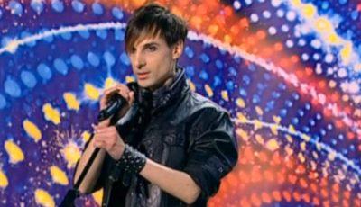 """Sasha Bognibov nu-și găsește liniștea! De ce a picat testul la """"Românii au Talent"""""""