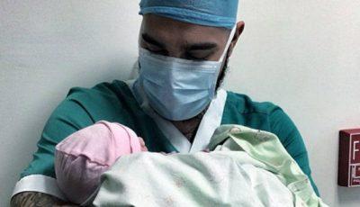 Timati a devenit tată!