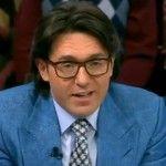Foto: Mihai Volontir, eroul principal în emisiunea lui Andrei Malahov