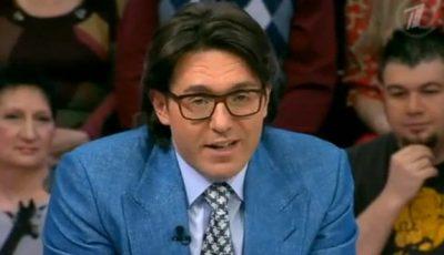 Mihai Volontir, eroul principal în emisiunea lui Andrei Malahov