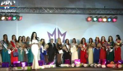 Ea este Miss Moldova 2014!