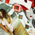 Irinei Madan îi place să picteze pe rochii. Asta va face și la IaMania!