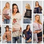 În acest sezon vor fi întrebate rochiile brodate și gențile în stil tradițional!