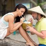 Foto: Mihail Galustean cu soția în Bali! Poze cu cei doi
