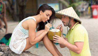 Mihail Galustean cu soția în Bali! Poze cu cei doi