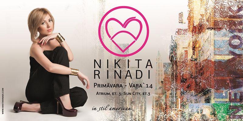 Noua colecţie NIKITA RINADI aduce primăvara în toate capitalele lumii!