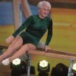 Foto: Are 87 de ani și nu s-a lăsat nicio zi de sport!
