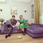 Foto: Acasă la Anfisa Cehova! Poze din apartament