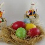 Foto: O lumânare originală pentru Paște!