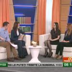 """Galina Tomaș, la Prima Oră : """"Nu încerca să dai jos mai mult de 1,5 kg pe săptămână"""""""