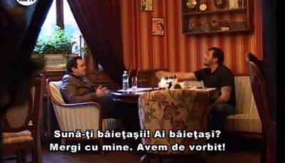 "Igor Cuciuc, chemat la ""razborci""! O farsă criminală!!!"