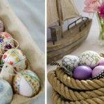 Da! Și ouăle de Paști pot fi la modă!