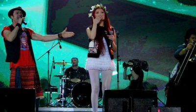 Roman Iagupov a făcut duet cu Elena Gheorghe!