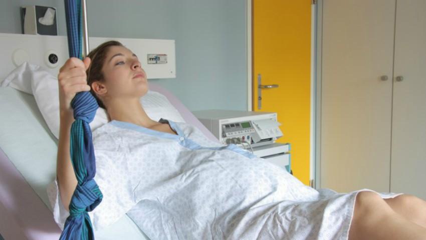 Foto: Risc și complicații în timpul travaliului – ruptura uterină