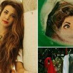 Foto: Irinei Madan îi place să picteze pe rochii. Asta va face și la IaMania!