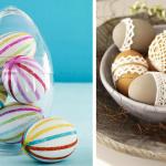 Da! Și ouăle de Paște pot fi la modă!!!