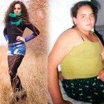Foto: Avea doar 20 de ani și 92 kilograme! Acum însă arată ca un model