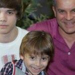 Foto: Vlad Plahotniuc și-a scos familia din anonimat! Cum arată soția și copiii lui!