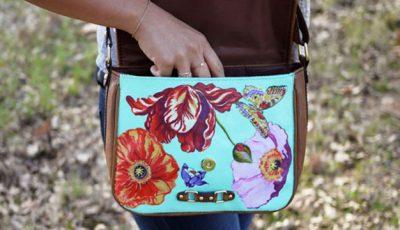 Cum să-ți transformi geanta demodată în una chic și stilată!