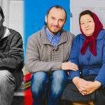"""Foto: Anatol Durbală despre mama: """"Vă spun, este extraterestru, nu om!"""""""